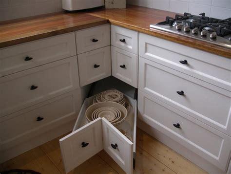 clever kitchen storage ideas corner kitchen drawers blum corner drawers home