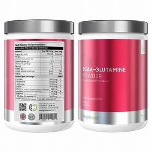 Bcaa   Glutamine Powder