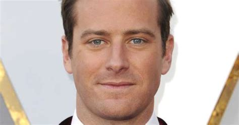 Armie Hammer's ex-girlfriend offers up details about their ...