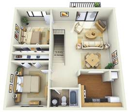 In Apartment Plans by 50 Two Quot 2 Quot Bedroom Apartment House Plans Architecture