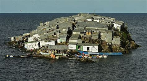Migingo Named World's 2nd Most Congested Island (Full List)
