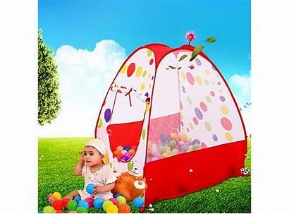 Indoor Tent Balls Portable Ocean Play Gift