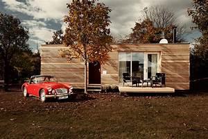 The Freedomky modern prefab dwelling