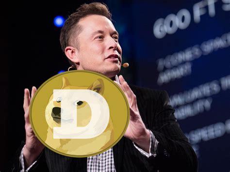 Elon Musk x Dogecoin (not real) : dogecoin