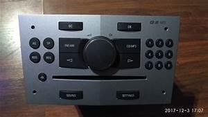 Radio Opel Astra H : radio cd30 mp3 aux opel astra h zafira wylogowane ~ Jslefanu.com Haus und Dekorationen