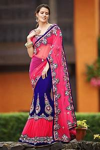 Six Yards Of Sheer Luxury All New Lehenga Saree Styles