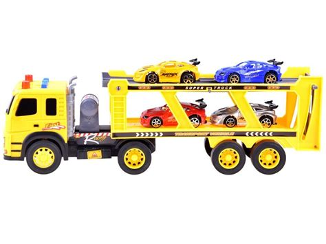 Autovedējs + rotaļu automašīnas LON3524ZA - Rotaļlietas - Iepērcieties tiešsaistē Latvijā ...
