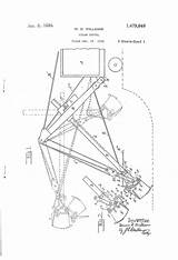 Steam Shovel Patents Patent Drawing Pages sketch template