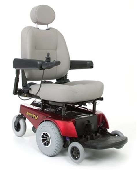 Jazzy Select Power Chair Manual by Pride Mobility Jazzy Select 7 Power Wheelchair