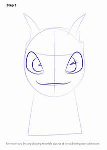 Learn How to Draw Burpy from Slugterra (Slugterra) Step by ...