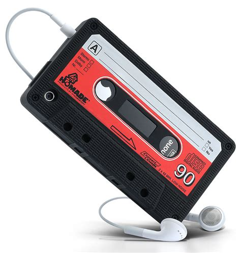Iphone 4 Cassette by Iphone Cassette Looks Like The Real Deal Technabob