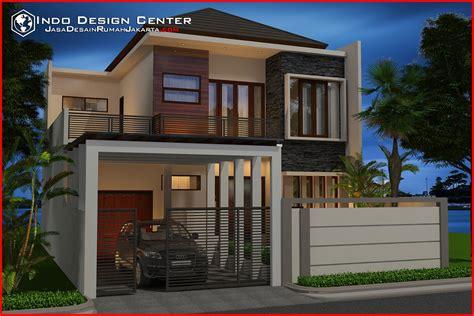 gambar desain rumah modern unik  terbaru