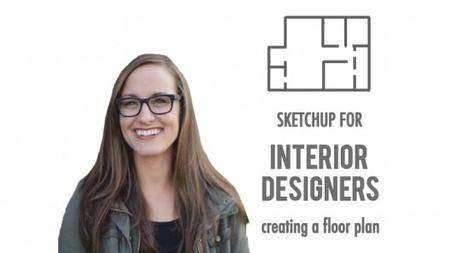 skillshare sketchup  interior designers creating