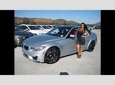 BMW M3 Silverstone Sakhir Orange Exhaust Sound BMW