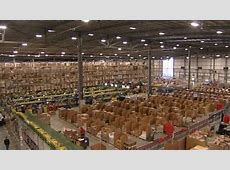 Distribution centres in east ready for