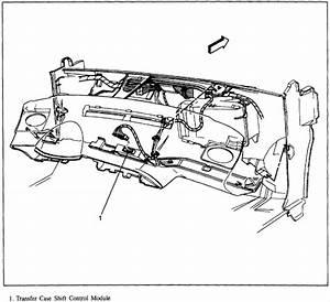S10 Transfer Case Vacuum Switch