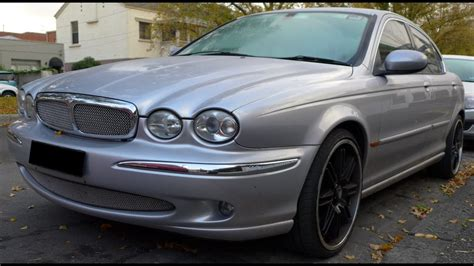 2007 Jaguar X-type (x400) 3.0 V6 All Wheel Drive Saloon 19