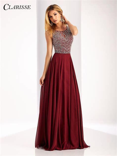 flowy dresses clarisse 2017 clarisse flowy prom dress style