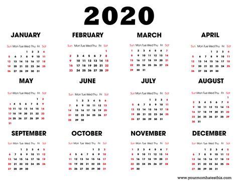 printable calendar blank templates daily