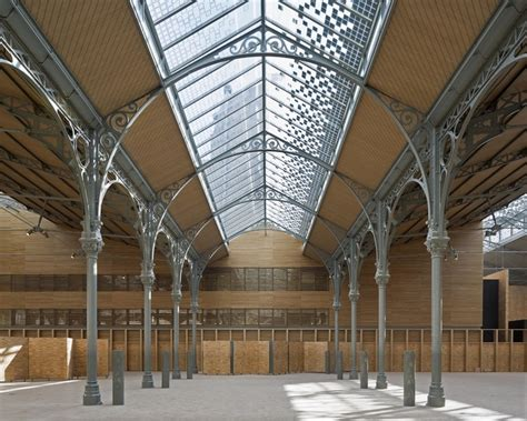 the carreau du temple studiomilou architecture archdaily