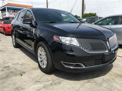 2014 Lincoln Town Car Sedan Awd For Sale 23 Used Cars From
