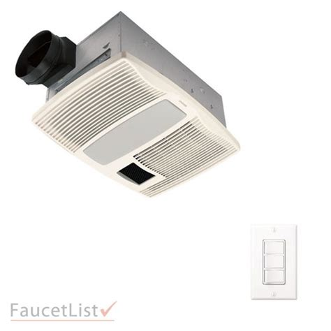 broan qtx110hflt exhaust fan with light heater 4