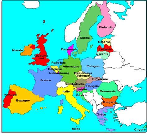 Pologne Carte Europeenne by Carte De L Union Europe 233 Enne Actuelle Avec Les 27 Pays