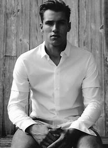 Kacey Carrig Stuns In Black  U0026 White For Fashion For Men