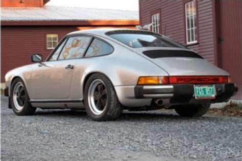 Seller Submission: 1981 Porsche 911sc