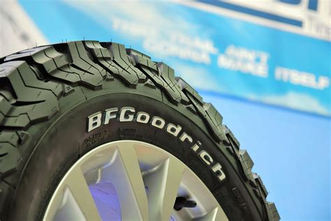 Bfgoodrich Returns To Malaysia; Launches On-road And Off