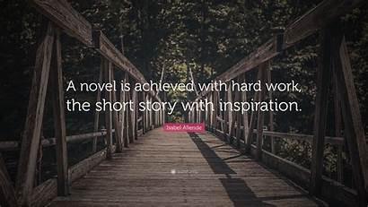 Hard Short Story Isabel Allende Oneself Achieved