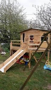 Construire Cabane De Jardin : ordinaire construire sa cabane de jardin 7 les 25 ~ Zukunftsfamilie.com Idées de Décoration