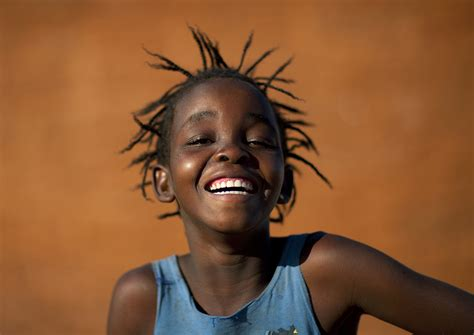 Kids Smiling   Eric Lafforgue Photography