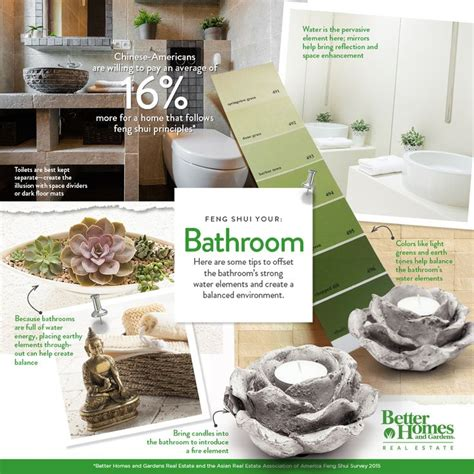 Feng Shui Bathroom Color by 1000 Images About Feng Shui Your Home On Home