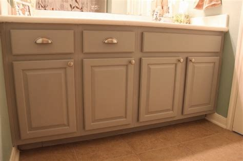 Kitchen Cabinets Paint Ideas - the chronicles of ruthie hart naptime diy painting bathroom cabinets