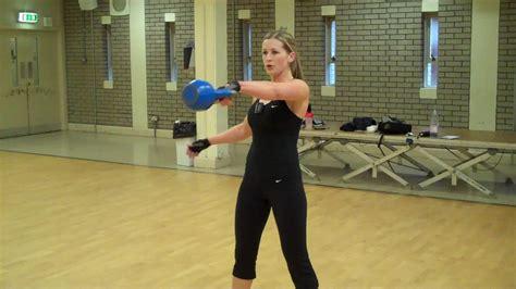 complex kettlebell workout
