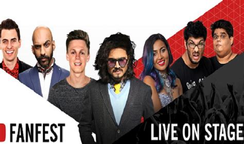 fan fest tickets 2017 youtube fanfest india 2017 in mumbai no superwoman this