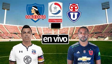 Partido Colo Colo Hoy En Vivo Online Gratis - En Vivo Ldu ...