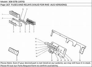 Buy Ferrari Part   40130106 Micro Relay  F40  F 40  308  328