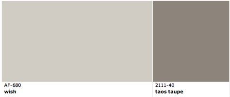 benjamin moore   taos taupe living room taupe