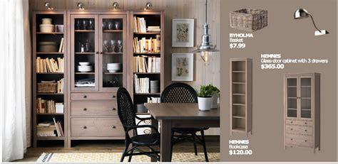 ikea hemnes office solution house home living room