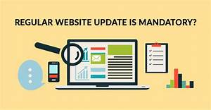 Why Regular Website Update is Mandatory | F5 Buddy
