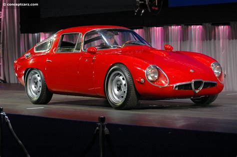 Alfa Romeo Tz1 Reproduction