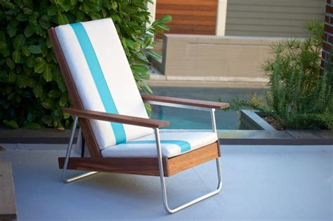the belmont outdoor leisure chair modern patio