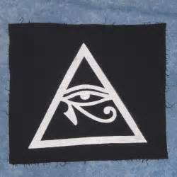 Illuminati Symbols Triangle Eye