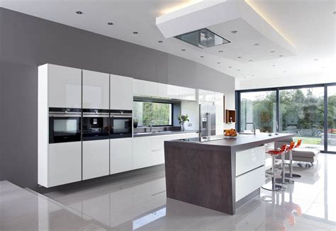 Contemporary Kitchen Interiors kitchens northern ireland canavan interiors award
