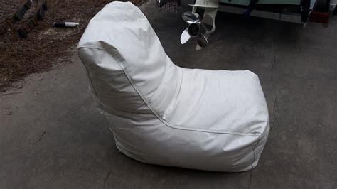 oceantamer wedge bean bag chair 50 the hull