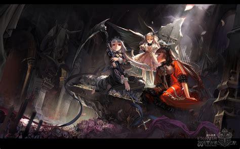rpg scythe video games wallpapers hd desktop