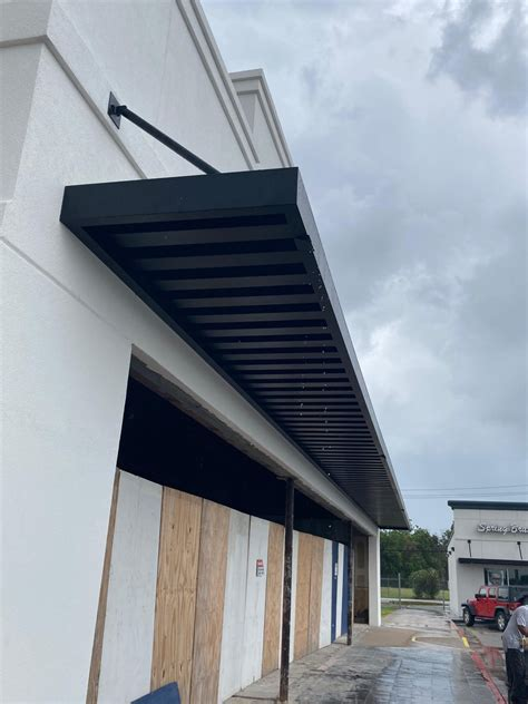 extruded aluminum awnings walkway covers  canopies aaa awning