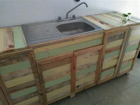 wooden pallet kitchen cabinets diy wood pallet cabinet ideas pallets designs
